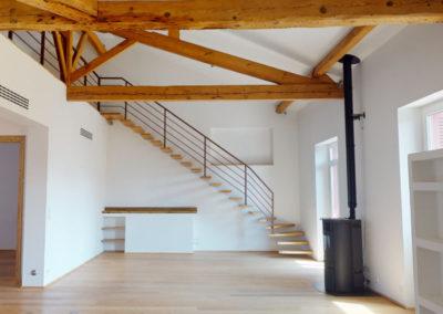 visite virtuelle 3d – Loft Biarritz